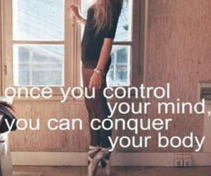 body, control, and quote image