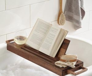 book and bath image