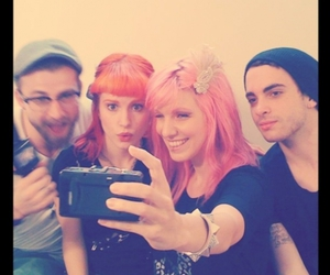 paramore, marimoon, and hayley williams image