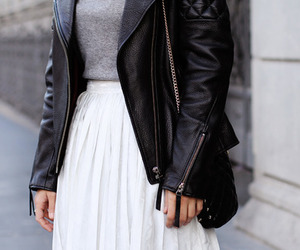 black, clothes, and cool image