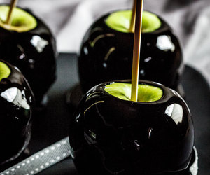 apple, poison, and apples image