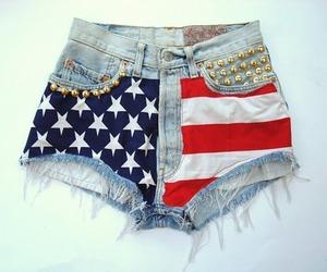 usa, shorts, and short image