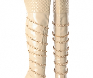 boots, fall 2014, and thigh high boots image