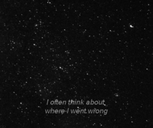 stars, wrong, and quote image