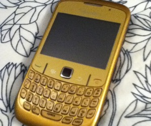 blackberry, gold, and swag image