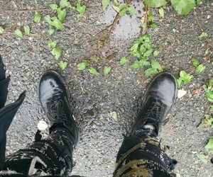 anarchy, boots, and boy image
