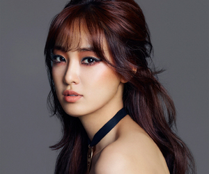 after school, wavy hair, and jooyeon image