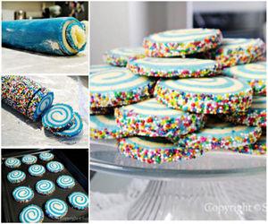 food, diy, and cake image