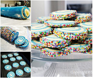 food, diy, and cake image