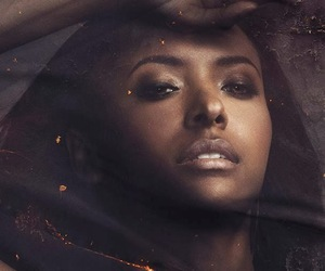 tvd, Bonnie, and the vampire diaries image