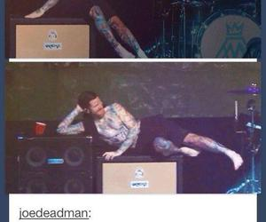 fall out boy, andy hurley, and FOB image