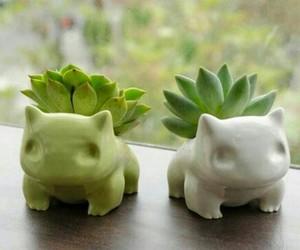pokemon, plants, and bulbasaur image