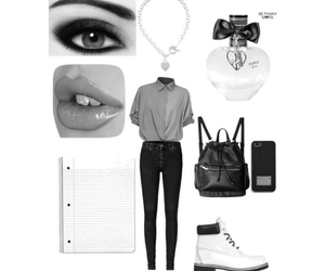 outfit, school style, and back to school image