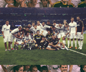 football, pepe, and real madrid image