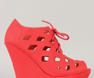 shoes, wedges, and mystyle image