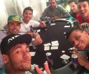 neymar, neymar jr, and friends image