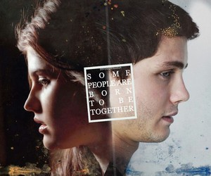 love, percabeth, and logandra image