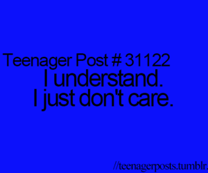 quote and teenager post image