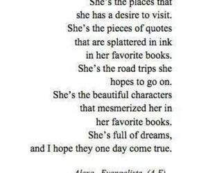 beautiful, dreams, and poem image