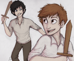 niños, chaol westfall, and dorian havillard image