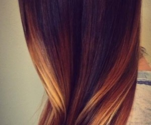 hair, ombre, and hairstyle image
