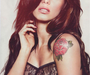 sexy, tattoo, and jessica jane clement image