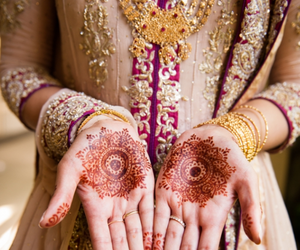 beautiful and mendhi image