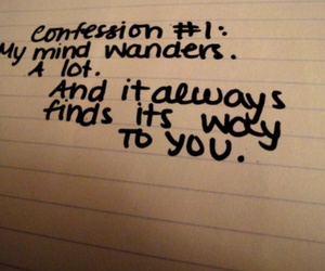 always, confession, and emotion image