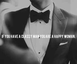 happy, man, and classy image
