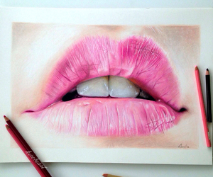 art, arte, and mouth image