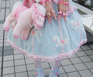 angelic pretty, lolita, and girly image