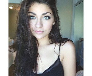 andrea russett, beautiful, and youtuber image