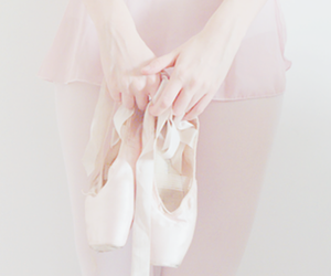 ballet, pink, and cute image