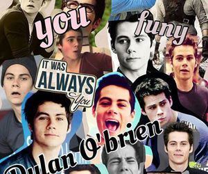 teen wolf, the maze runner, and dylan o brien image