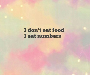 ana, calories, and food image