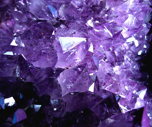 amethyst and cluster image
