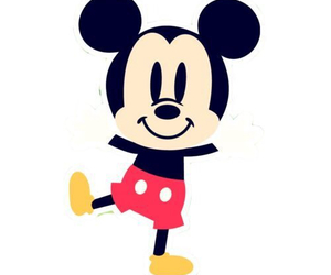 mickey mouse and cute image