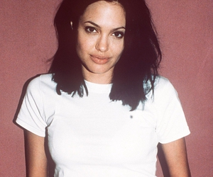 Angelina Jolie, beauty, and 90s image