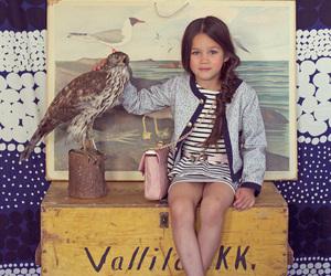children, fashion, and girls image