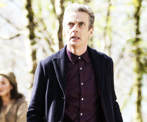 doctor who, peter capaldi, and doctor image