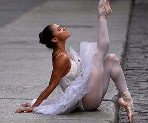 ballet, misty copeland, and dance street image