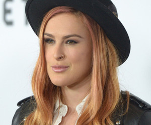 hair, rumer willis, and dancing with the stars image