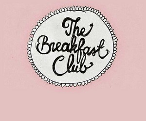 wallpaper, pink, and breakfast image