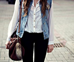 clothes, style, and chic image