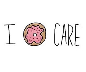 donut, care, and food image