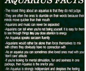 aquarius and facts image