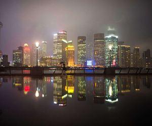 beautiful, china, and night image