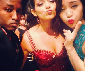 dancing with the stars, bethany mota, and michelle phan image