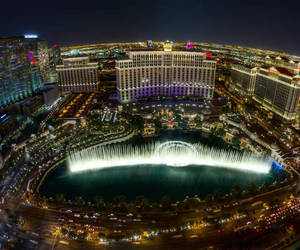 Las Vegas and usa image