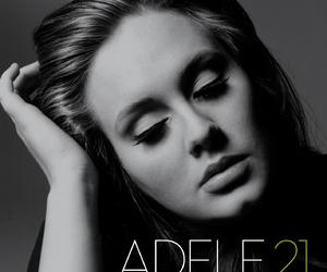 Adele, 21, and music image